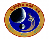 Apollo 14 Mission Decal